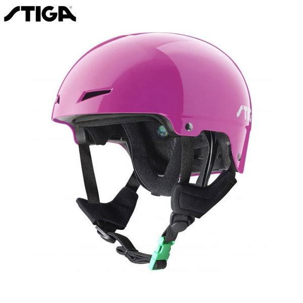 Stiga - Предпазна каска PLAY розова 5047-05