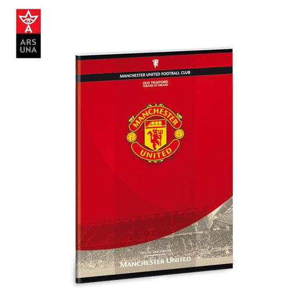 Manchester United - Ученическа тетрадка А5, 40 листа ArsUna 93136693