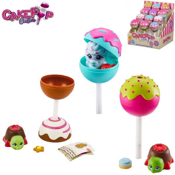 Cake Pop Cuties - Бавно растящи кексчета Кейк Поп 27120