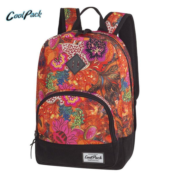 Cool Pack Classic - Ученическа раница Flower Explosion A085
