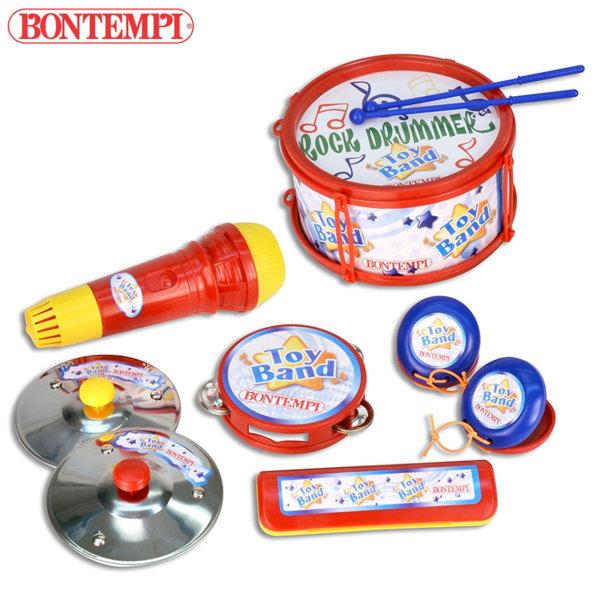 Bontempi - Комплект музикални инструменти 602931