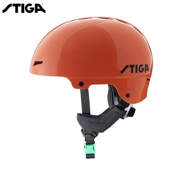 Stiga - Предпазна каска PLAY оранжева 5049
