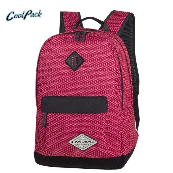 Cool Pack Scout - Ученическа раница Coral Net A118