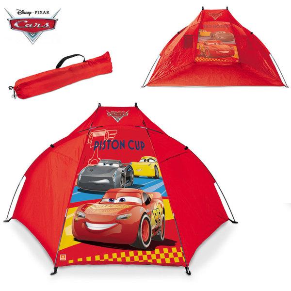 Disney Cars - Детска слънцезащитна палатка тента Колите 28393