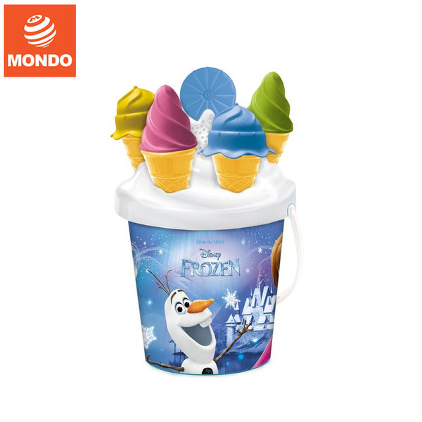 Mondo - Детска кофа с формички Frozen Замръзналото кралство 28447