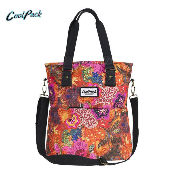 Cool Pack Amber - Чанта за през рамо Flower Explosion A086
