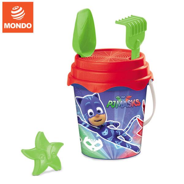 Mondo - Детска кофа с формичка PJ Masks 28409