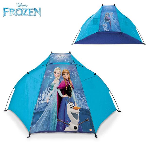 Disney Frozen - Детска слънцезащитна палатка тента Замръзналото кралство 28390
