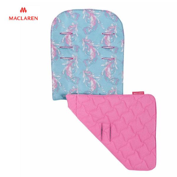 MacLaren - Подложка за количка Universal Blue Radiance Carmine rose 13262