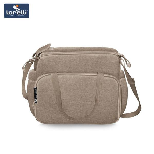 Lorelli - Чанта за количка В100 BEIGE 10040090003