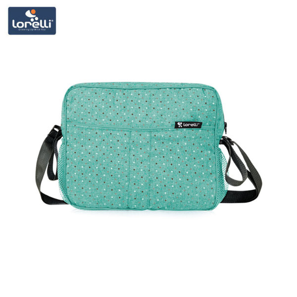 Lorelli - Чанта за количка за аксесоари Green 10040081704