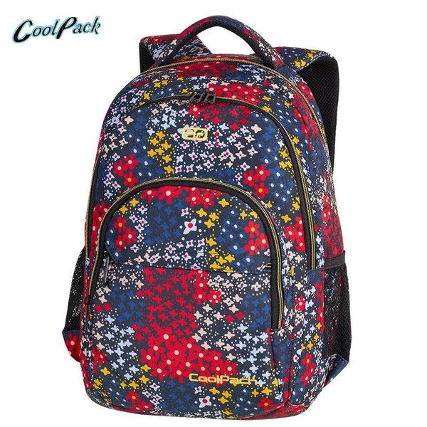 Cool Pack Basic Plus - Ученическа раница Summer Meadow A146