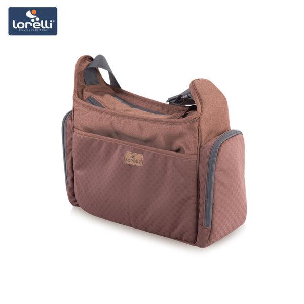 Lorelli - Чанта за количка В200 BROWN 10040101753