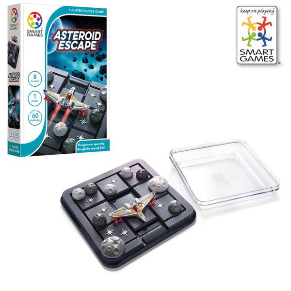 Smart Games - Логическа игра Asteroid Eskape SG426 8+