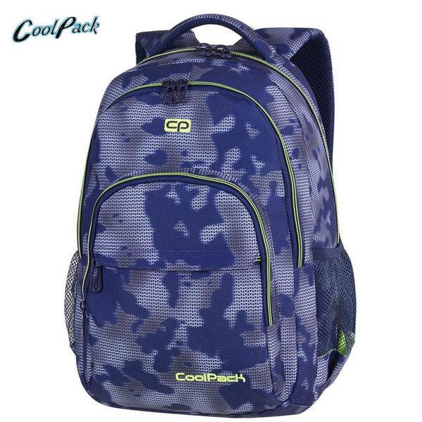 Cool Pack Basic Plus - Ученическа раница Misty Green A155