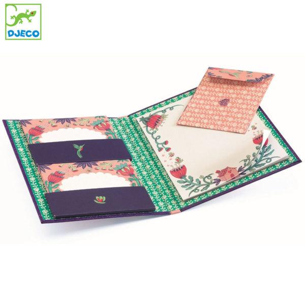 Djeco - Lovely paper Комплект за писма Мелиса 03600