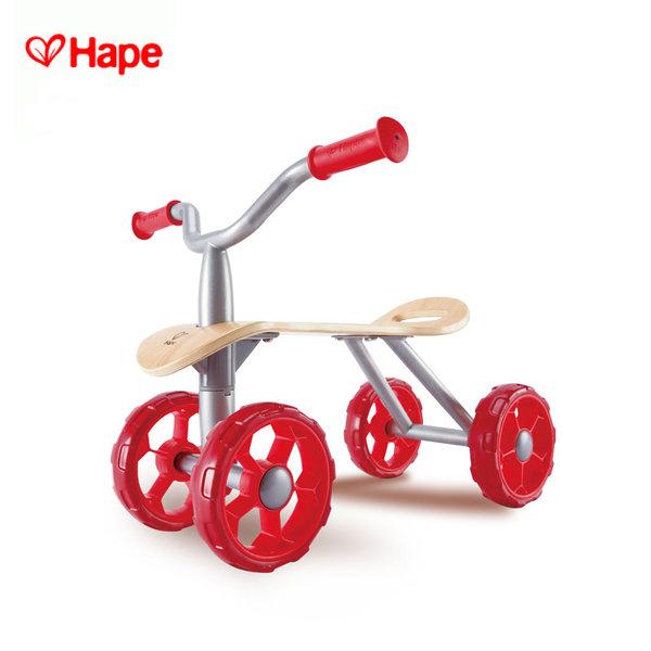 Hape - Детско дървено колело без педали H1054