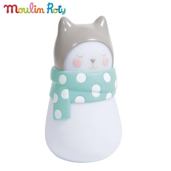 Moulin Roty - Нощна лампа Коте 663250