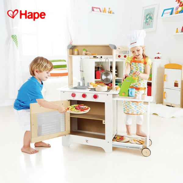 Hape - Детска дървена кухня H3126