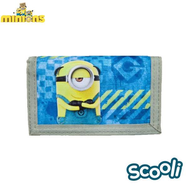 Scooli Minions - Портмоне Миньоните 27575
