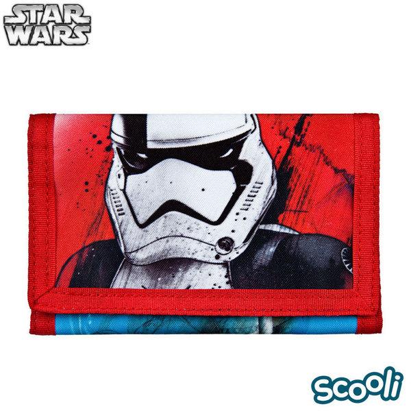 Scooli Star Wars - Детско портмоне Междузвездни войни 27247