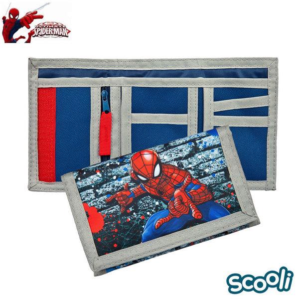 Scooli Spiderman - Детско портмоне Спайдърмен 27602