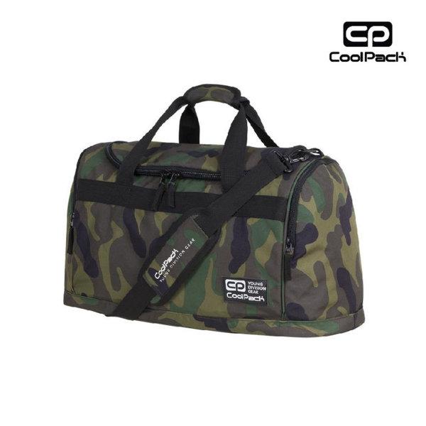 Cool Pack Fit - Спортна чанта Camouflage Classic A389