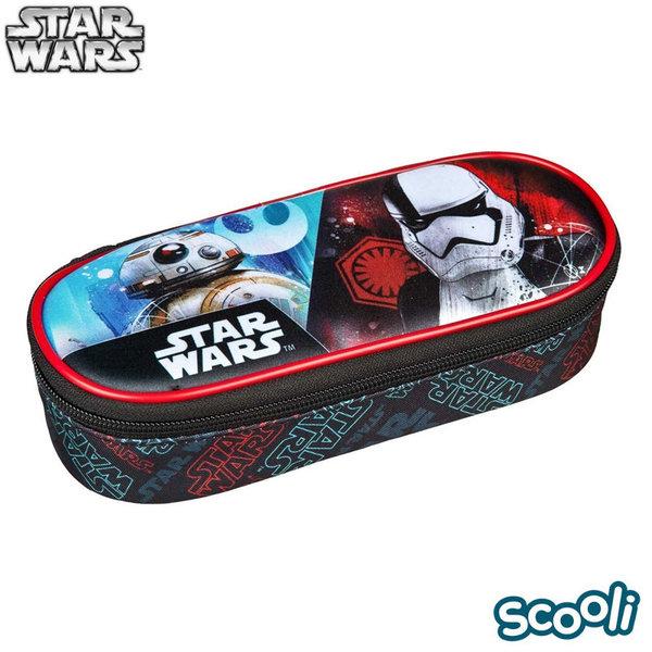 Scooli Star Wars - Ученически несесер с разделения Междузвездни войни 27335