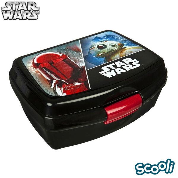 Scooli Star Wars - Кутия за закуски Междузвездни войни 27252