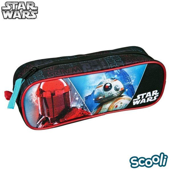 Scooli Star Wars - Ученически несесер Междузвездни войни 27244