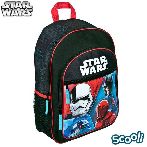 Scooli Star Wars - Ученическа раница Междузвездни войни 27249