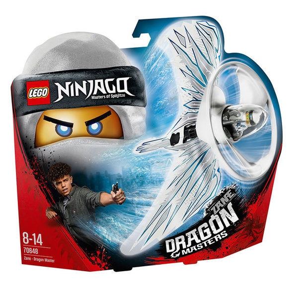 Лего 70648 Нинджаго - Зейн Господар на драконите