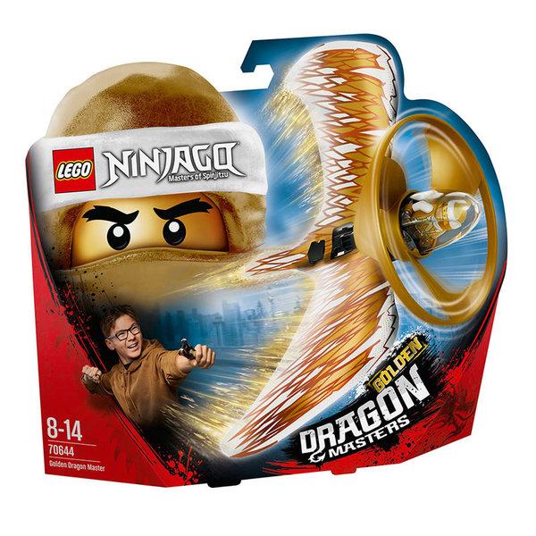 Лего 70644 Нинджаго - Господар на Златния дракон