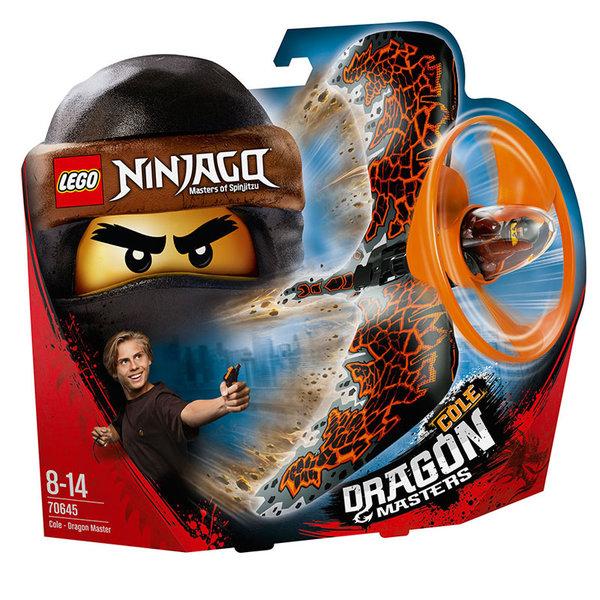Лего 70645 Нинджаго - Коул Господар на драконите