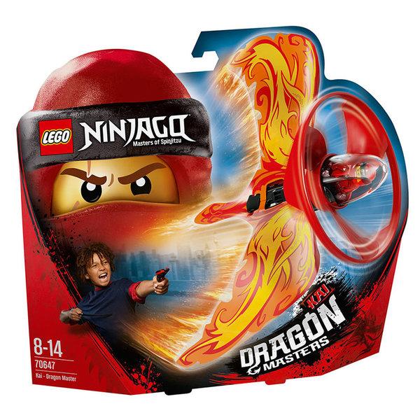 Лего 70647 Нинджаго - Кай Господар на драконите