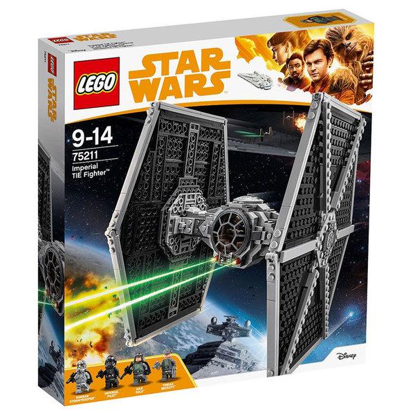 Lego 75211 Star Wars - Имперски Тай-Файтър