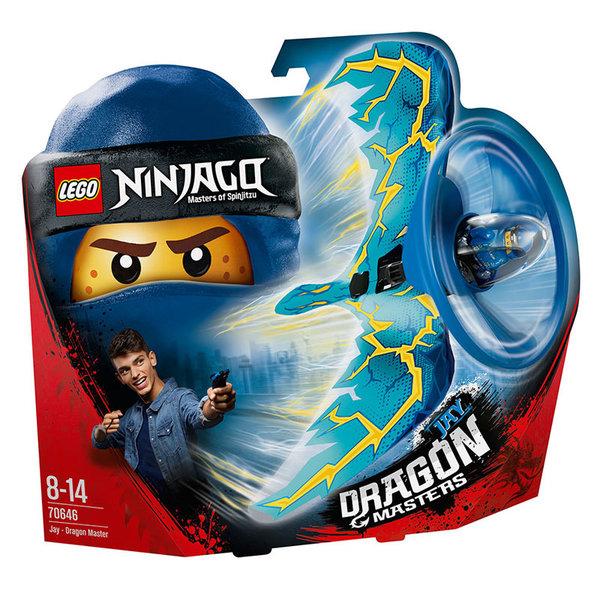 Лего 70646 Нинджаго - Джей Господар на драконите