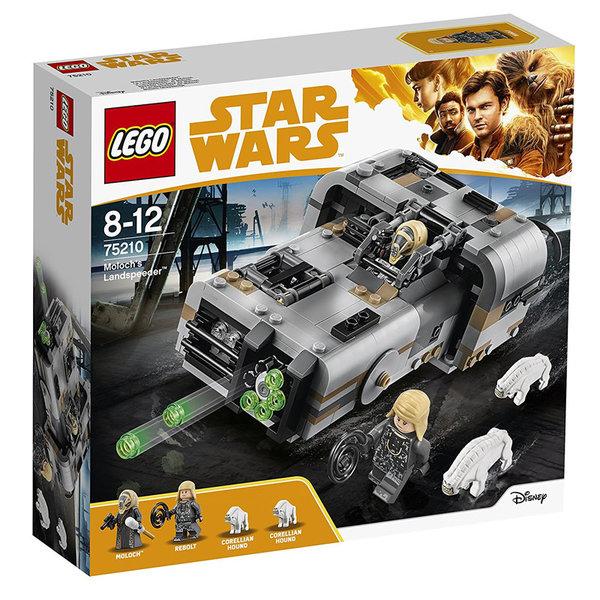 Lego 75210 Star Wars - Ландспийдърът на Молоч