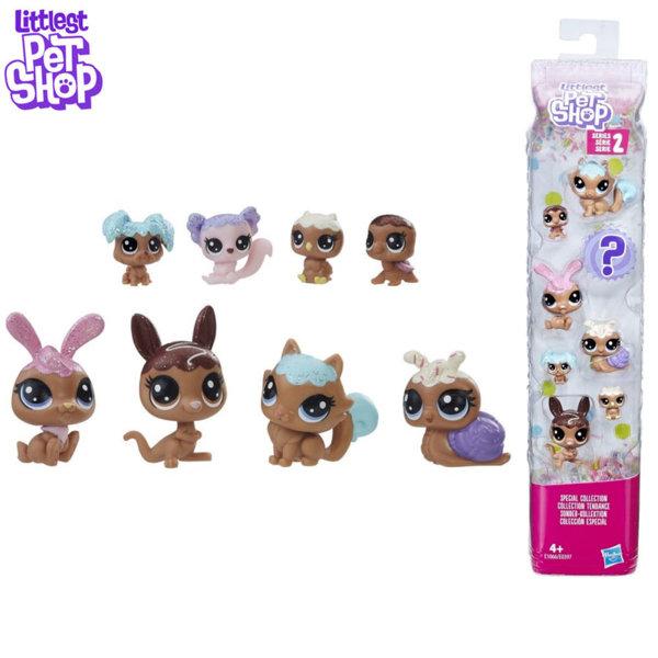Littlest Pet Shop - Комплект малки домашни любимци Приятели E0397