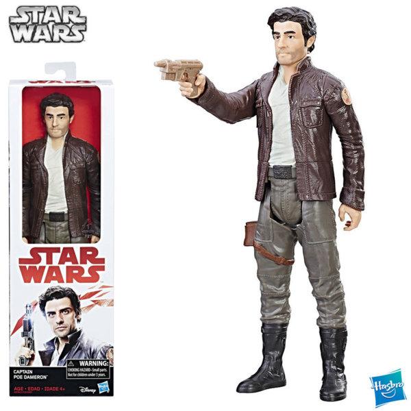 Hasbro Star Wars - Екшън фигура Captain Poe C1429