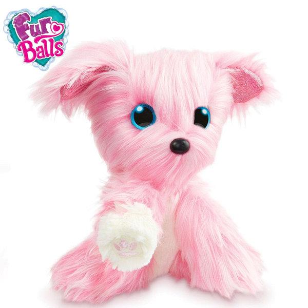 FurBalls - Плюшено животинче розово 635FUP06