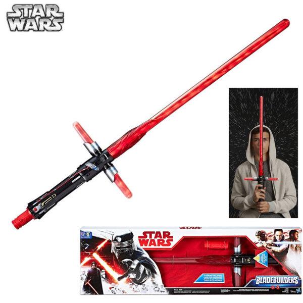 Hasbro Star Wars - Светлинен меч Kylo Ren Deluxe c1440