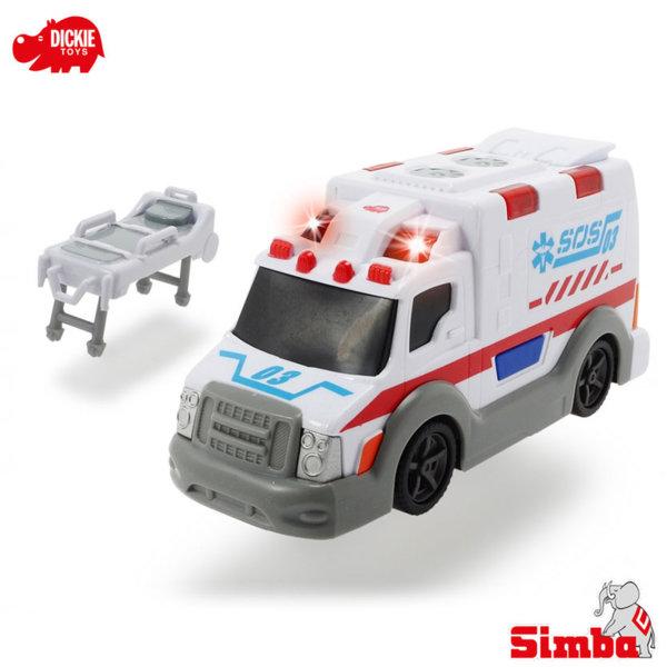 Simba Dickie - Линейка със звук и светлина 15см 203302004