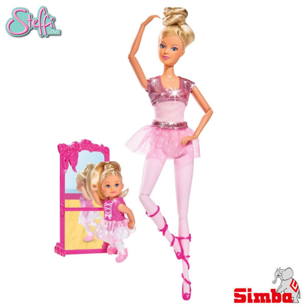 1Simba - Кукла Стефи Училище по балет 105733038