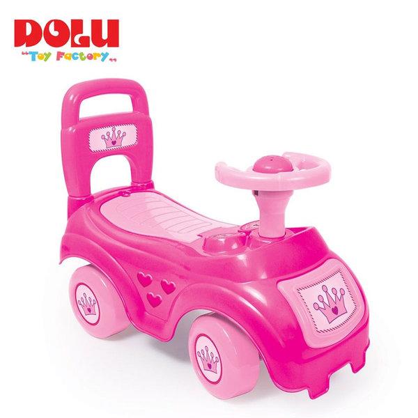 Dolu - Кола за бутане с крачета Принцеси 8022