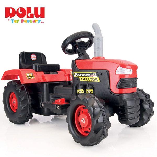 Dolu - Детски трактор с акумулатор 8061