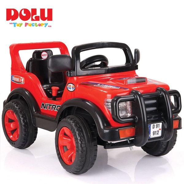 Dolu - Детски акумулаторен джип 8069
