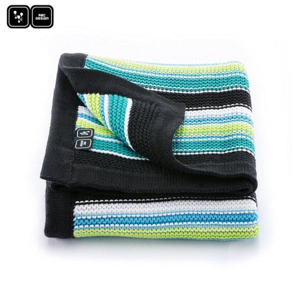 ABC Design - Одеяло за количка coral