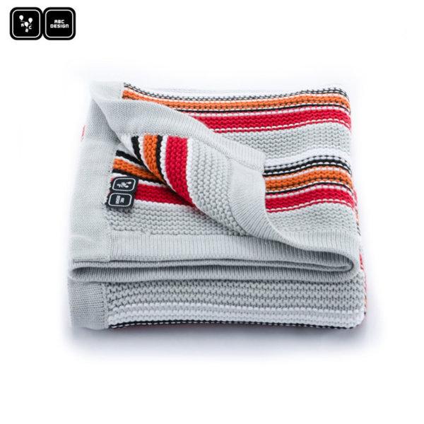 ABC Design - Одеяло за количка fire
