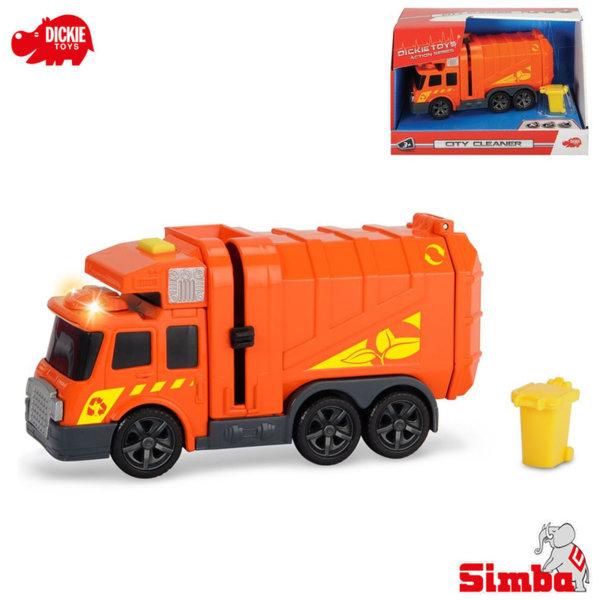 Simba Dickie - Боклукчийски камион 15см 203302000